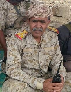 السيرة الذاتية لرئيس أركان المنطقة العسكرية السابعة